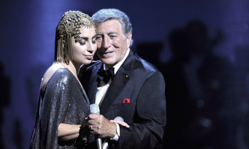 "Ladt Gaga and Tony Bennett Great Performances: ""Cheek to Cheek"" Rose Theater, Jazz at Lincoln Center, July 28th, 2014"