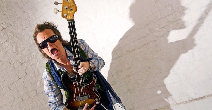 Glen Hughes - rock guitarist