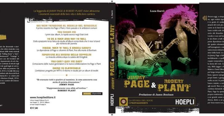 copertina Page Plant