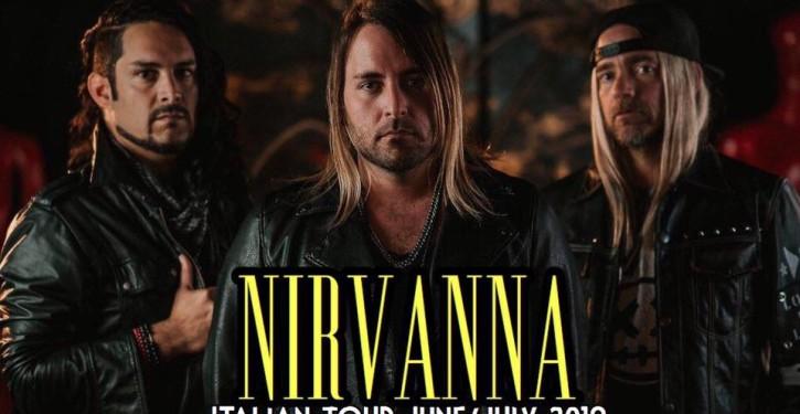 Nirvanna Italian Tour 2019